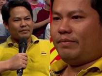 Đường lên đỉnh Olympia: Thầy giáo bật khóc khi chứng kiến học trò lọt vào vòng thi quý