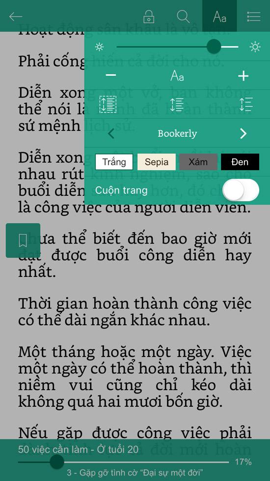 [Tin tức online] 8 thủ thuật đọc sách điện tử hiệu quả - 4