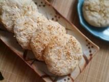 Cuối thu làm ngay bánh sắn nướng thơm ngon nóng hổi