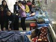 Thái Nguyên: Vật thể lạ phát nổ tại sân vận động, 4 học sinh trọng thương