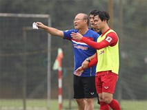 HLV Park Hang Seo lên kế hoạch chuẩn bị cho VCK U23 châu Á 2018
