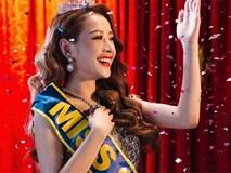 Chi Pu gây sốc khi tuyên bố: 'Từ hôm nay hãy gọi tôi là Hoa hậu'