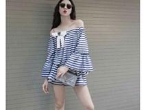 Phong cách gợi cảm của thí sinh 'lật kèo' Phạm Hương để về với đội Kỳ Duyên