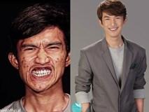 """Con trai sang Hàn Quốc """"đập mặt xây lại"""", mẹ khóc lóc mừng tủi, không nhận ra vì giờ con quá đẹp"""