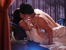 Đỏ mặt với cảnh nóng táo bạo của Thanh Hằng và bạn diễn nam nude 100%