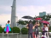 The Look tập 2: Phạm Hương đưa ô cho Kỳ Duyên che mưa, và đây là kết cục...