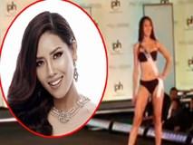 KHÓ TIN: Nguyễn Thị Loan thi bán kết Miss Universe 2017 trên sân khấu 'chuồng gà'
