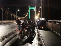 Thất tình, 3 thanh niên rủ nhau nhảy cầu Thuận Phước tự tử, 2 người mất tích