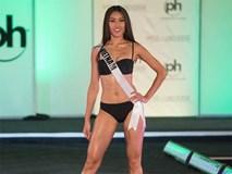 Nguyễn Thị Loan tự tin tỏa sáng trong đêm Bán kết Hoa hậu Hoàn vũ 2017, không có mặt trong top 15 bình chọn của Missosology
