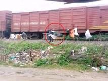 Sửng sốt: Dân vô tư treo rác lên thành tàu hỏa, chuyển từ miền Trung vào vứt trong Sài Gòn