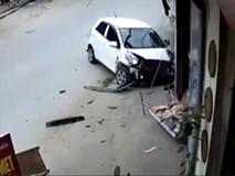 Chồng dạy vợ lái ô tô và cái kết khủng khiếp