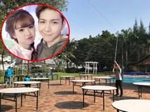 Hé lộ không gian tiệc cưới ngoài trời của Kelvin Khánh - Khởi My