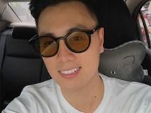 Ông bố hot nhất mạng xã hội Kiên Hoàng vừa lái xe vừa phiêu 2 hit của Chi Pu