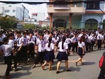 Cô hiệu trưởng viết tâm thư cảm ơn học sinh sau vụ cháy trường học ở Sài Gòn