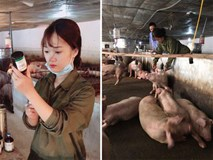 """""""Cô nàng chăn lợn"""" xinh đẹp gây tò mò nhất Facebook hôm nay!"""