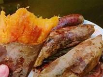 8 món ăn vặt nóng hôi hổi giúp bạn chống chọi với đợt rét đậm đầu tiên của mùa đông