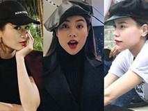 Đây chính là 3 kiểu mũ được các người đẹp Việt diện nhiều nhất trong mùa đông năm nay