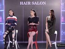 """The Look 2017: Minh Tú """"chém"""" đẹp Phạm Hương và Kỳ Duyên với quần da dây dợ chằng chịt"""