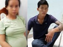 Chồng chở vợ mang thai 8 tháng đi cướp giật trên đường phố