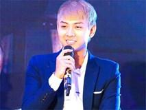 Nam diễn viên Hoài Lâm 'lột xác' với mái tóc nhuộm màu nổi