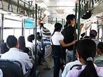 Cách đơn giản nhất để có ghế trên xe bus