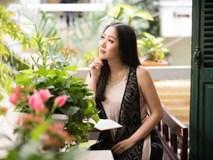 Hoa hậu Ngô Phương Lan bất ngờ khoe giọng hát mượt mà đến... sững sờ