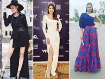 Phạm Hương và 3 phong cách hoàn toàn khác nhau từ The Face, Hoa hậu hoàn vũ 2017 đến The Look