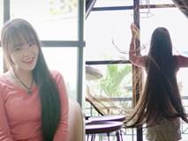 9X Sài Gòn kiếm chục triệu mỗi tháng nhờ có mái tóc dài 2 m