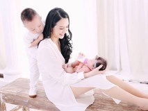 Hương Baby - vợ Tuấn Hưng tâm sự về thanh xuân chỉ để dành cho chồng và sinh con được chị em ủng hộ