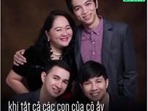 Hành trình đau đớn của người mẹ 3 năm mất 3 con trai vì ung thư