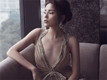 Hoa hậu Kỳ Duyên sexy khó cưỡng ở tuổi 21