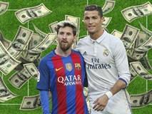 'Giàu nứt đố đổ vách', Messi phải cảm ơn C.Ronaldo?