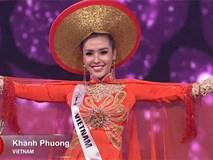 Đi thi trễ 10 ngày, Khánh Phương vẫn lọt top 25 Miss Supranational nhờ pha cứu thua của khán giả