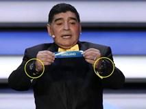 Vì sao Diego Maradona luôn đeo 2 đồng hồ trong các sự kiện lớn?