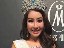 Tân Hoa hậu Siêu quốc gia: 'Chuyện gì xảy ra với mũi cô ấy?'