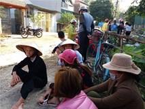 Ông nội cháu bé 20 ngày tuổi ở Thanh Hóa: Vợ ông là người hiền lành, thương người