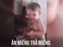 Clip hài: Những khoảnh khắc đáng yêu của bé