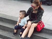 """Thu Thủy chia sẻ hậu livestream tiết lộ chuyện ly hôn: """"Chỉ mong hai mẹ con không bị dồn đến đường cùng"""""""