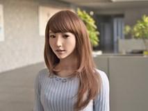 """Vượt qua Sophia, nữ robot Erica nổi lên như một """"hot girl"""" trong thế giới người máy"""
