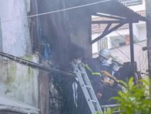 Toàn cảnh: 3 mẹ con tử vong trong đám cháy lớn ở Sài gòn