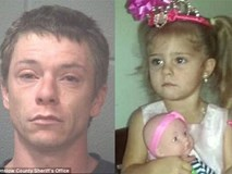 Cả năm trời không được gặp con, người cha suy sụp biết tin con gái 3 tuổi bị giết chết khi ở với mẹ và bạn trai