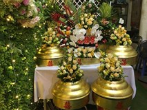 Sự cố bất ngờ trong đám cưới giả của con gái, đại gia đá quý 'thót tim'