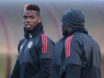 Man Utd không kháng án, Pogba vắng mặt ở trận gặp Man City