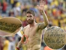 9 hình xăm gây xúc động nhất của sao bóng đá