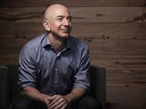 CEO Amazon lọt top 10 nhân vật ảnh hưởng nhất năm 2017
