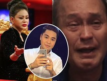 Con trai Lê Giang khẩn thiết: 'Xin quý vị đừng ghét ba tôi... '