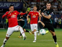 Man Utd có thể gặp Real ở vòng knock-out Champions League