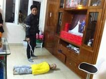 Tin nóng: Tạm giữ hình sự người bố bạo hành con trai 10 tuổi rạn sọ não