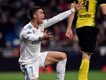 Lập siêu phẩm hạ Dortmund, Ronaldo đi vào lịch sử cúp châu Âu