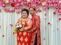 Có ai như chồng người ta: Khiến cả MXH một phen lao xao vì chăm vợ từ 90 lên 120 kg mới chịu làm đám cưới